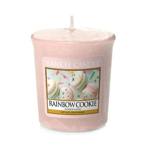 Yankee Candle Votive Candle Rainbow Cookie