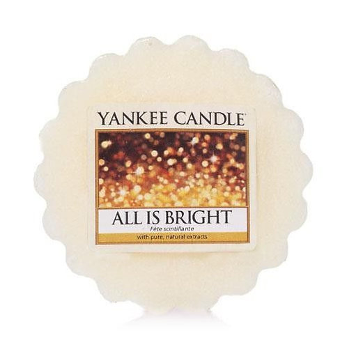 Yankee Candle Wax Melt All is Bright