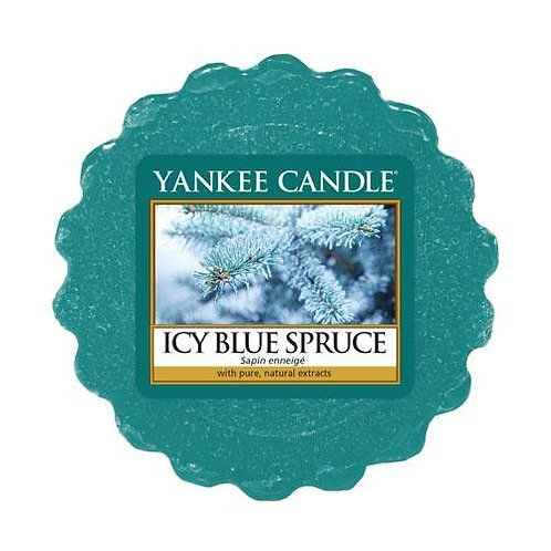 Yankee Candle Wax Melt Icy Blue Spruce