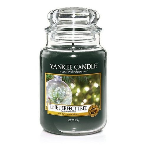 Yankee Candle Large Jar The Perfect Tree