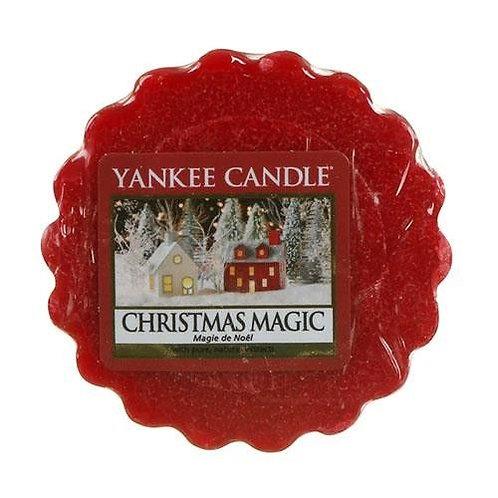 Yankee Candle Wax Melt Christmas Magic