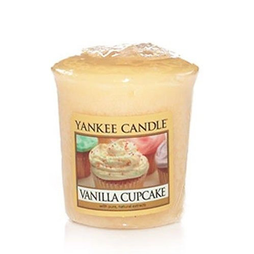 Yankee Candle Votive Candle Vanilla Cupcake