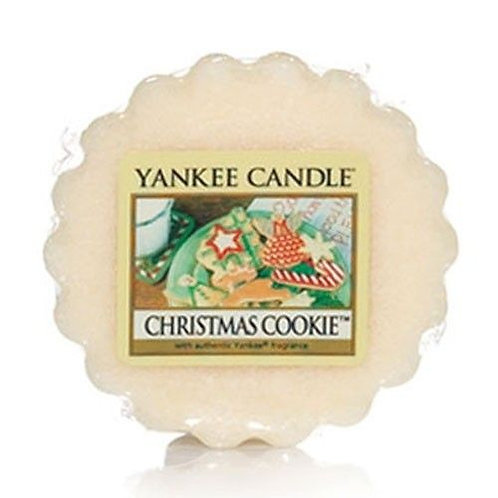 Yankee Candle Wax Melt Christmas Cookie