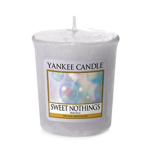 Yankee Candle Votive Candle Sweet Nothings