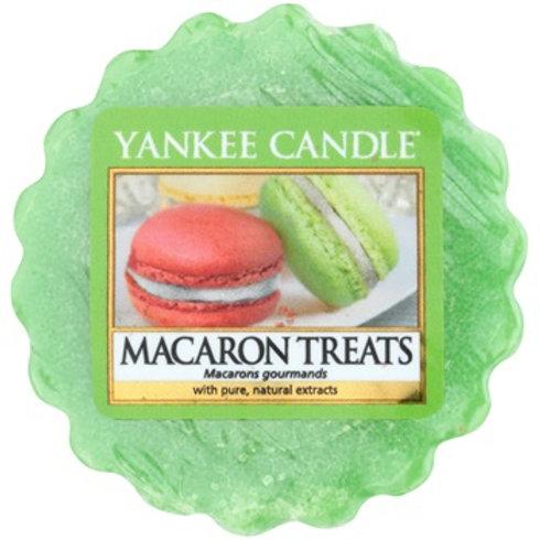 Yankee Candle Wax Melt Macaron Treats