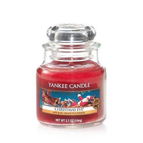 Yankee Candle Small Jar Christmas Eve