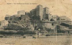 Chateau avant le lotissement Paul Riquet