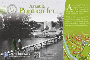 Quand la traversée de l'Aude était périlleuse...