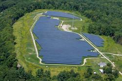 Federal Hill, Oxford - Solar Field