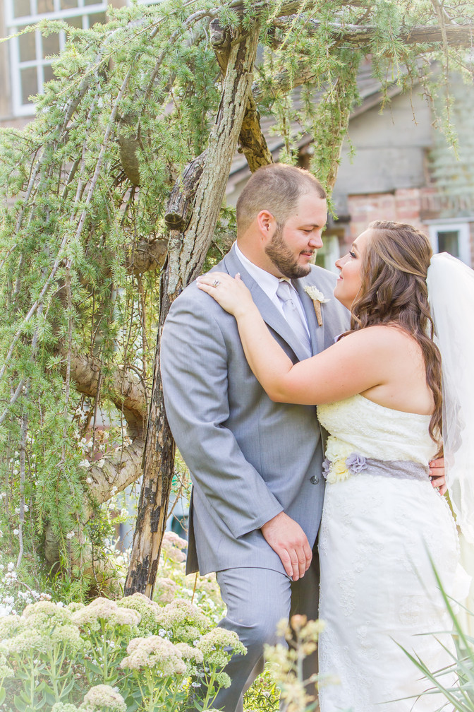 Nicole + Randy | Country Chic Wedding