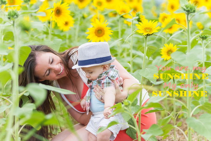 My Son, My Sunshine
