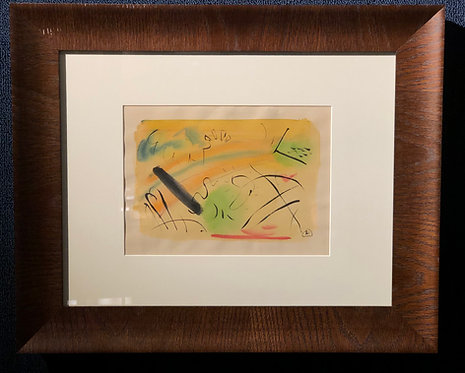 Abstract By: Wassily Kandinsky