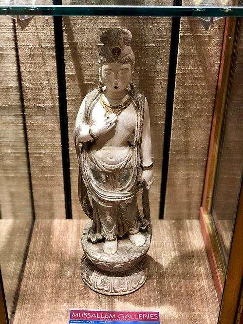 Antique 18th Century Quanyin