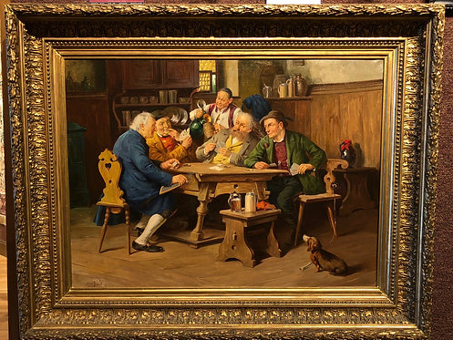 """The Tavern"" By: Franz Xaver Gruber"