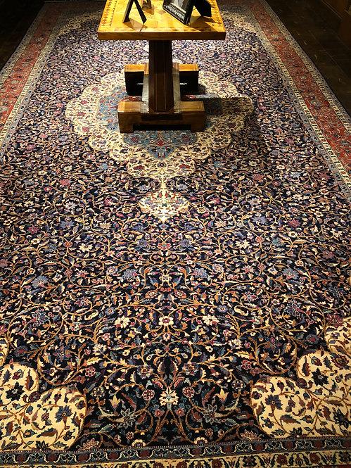 10.2X20 Antique Persian Tabriz