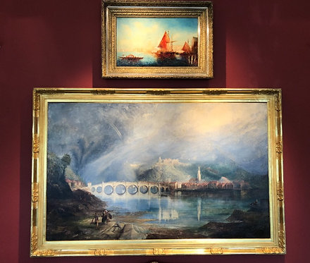 Joesph Mallord William Turner paintings for sale