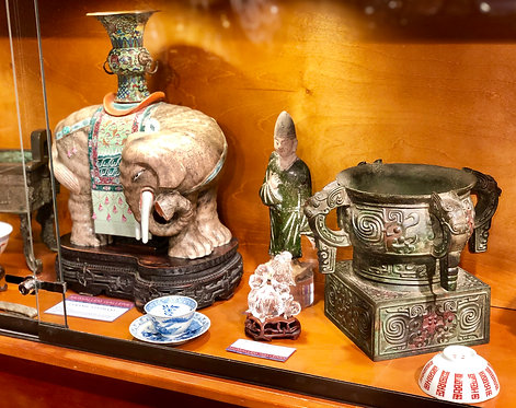 Assorted Chinese Antiques