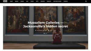 Mussallem Galleries — Jacksonville's hidden secret