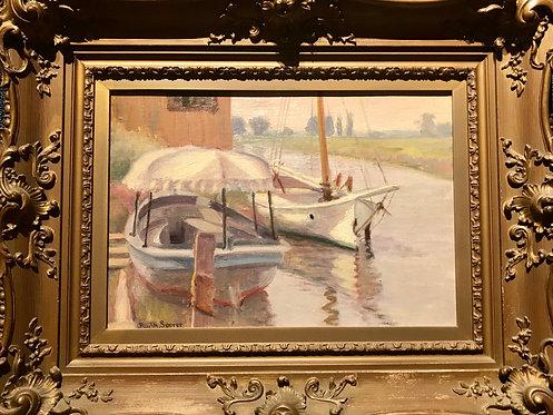 Pleasure Boats by Barth Sporer