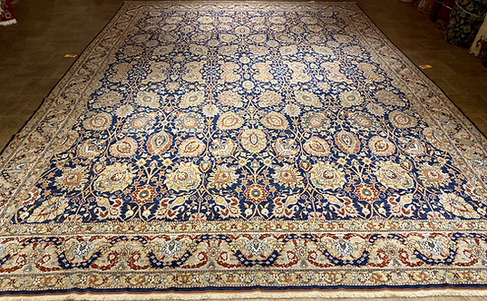 13'X19' Turkish Ziegler Mahal