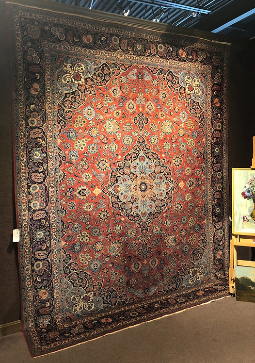 Antique Persian Keshan