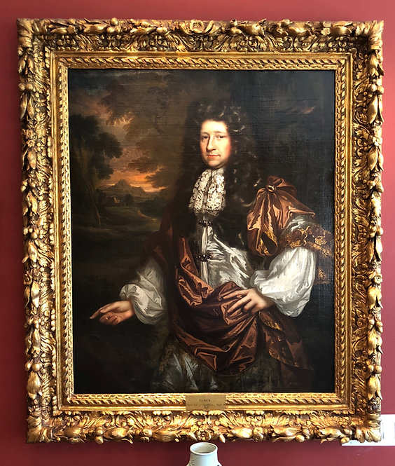 Portrait of James I By: Sir Peter Lely