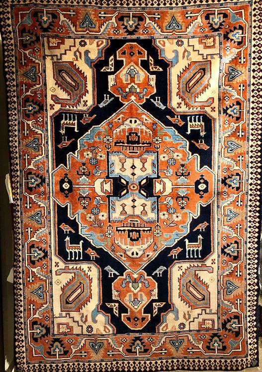 "4'3""X6'4"" Persian Meshad"