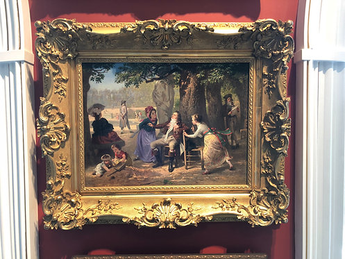 James Jaques Joseph Tissot painting for sale