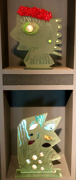 Contemporary Glass Sculptures