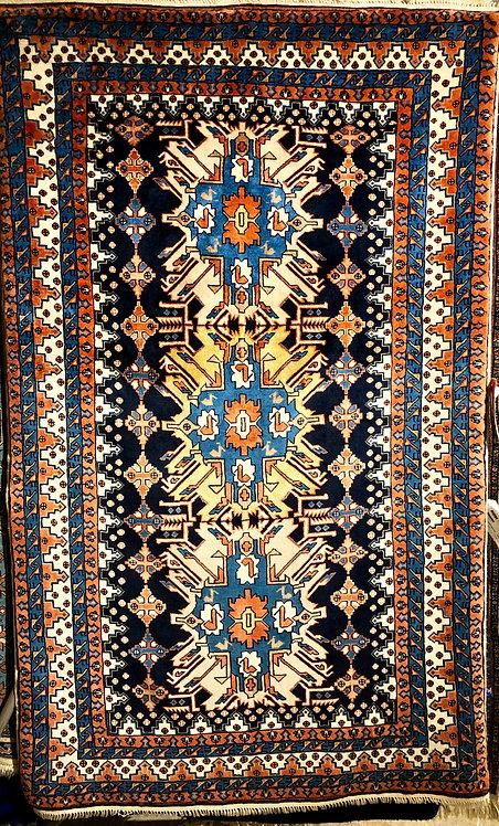 "3'9""X6'1"" Persian Meshad"