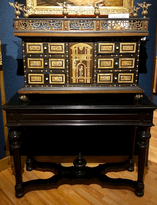 Traveling Chest, 16th Century Northern Germany