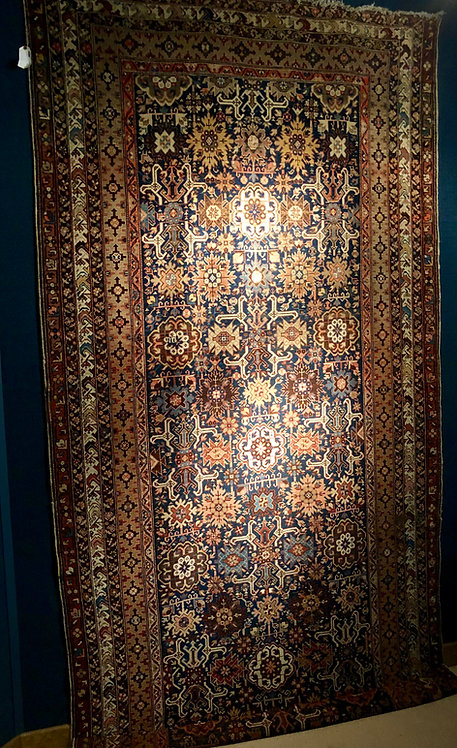 "6'x13'3"" Antique Caucasian Kuba"