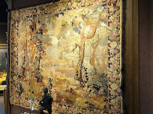 Antique European Tapestry