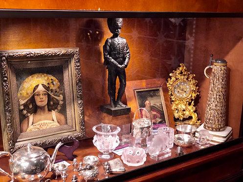 Assorted European Antiques