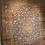Thumbnail: 12'X16' Antique Persian Dabir Keshan