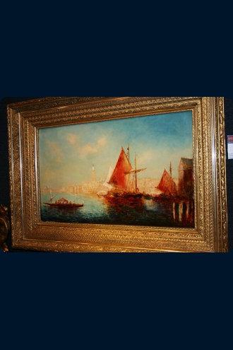 """""""Venice"""" by: Joseph Mallord William Turner"""