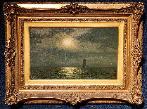 Summer Moonlight by Fredrick Joseph Mayor