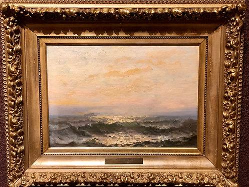 Calm Ocean Waters By: Charles Henry Grant