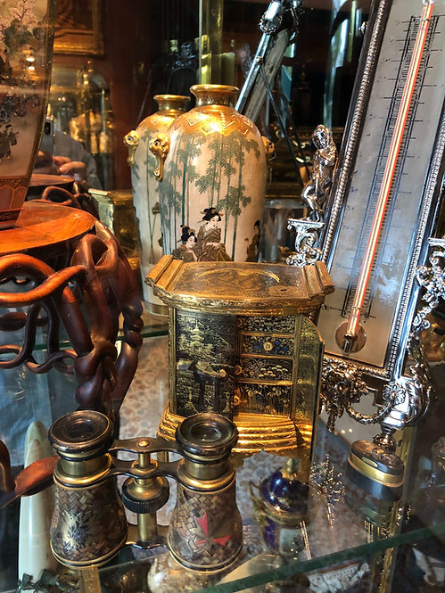 Assorted Oriental Antiques