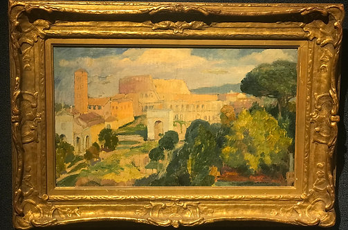 Views of the Colliseum by Harry B. Lachman