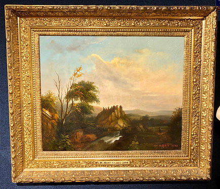 Mountain Landscape By: William Hart