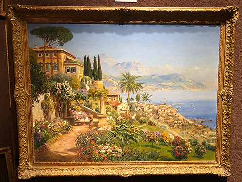"""""""San Remo"""" By: Alois Arnegger"""