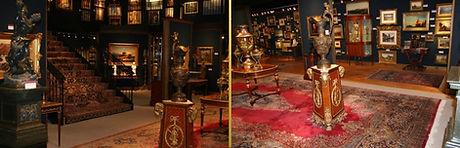 Art Gallery, Oriental Rug, European Art