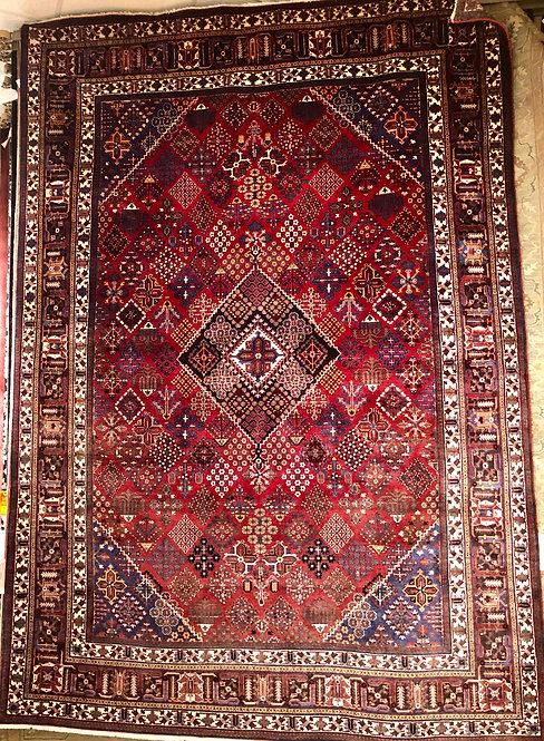"""8'x11'8"""" Red Persian Josheghan"""