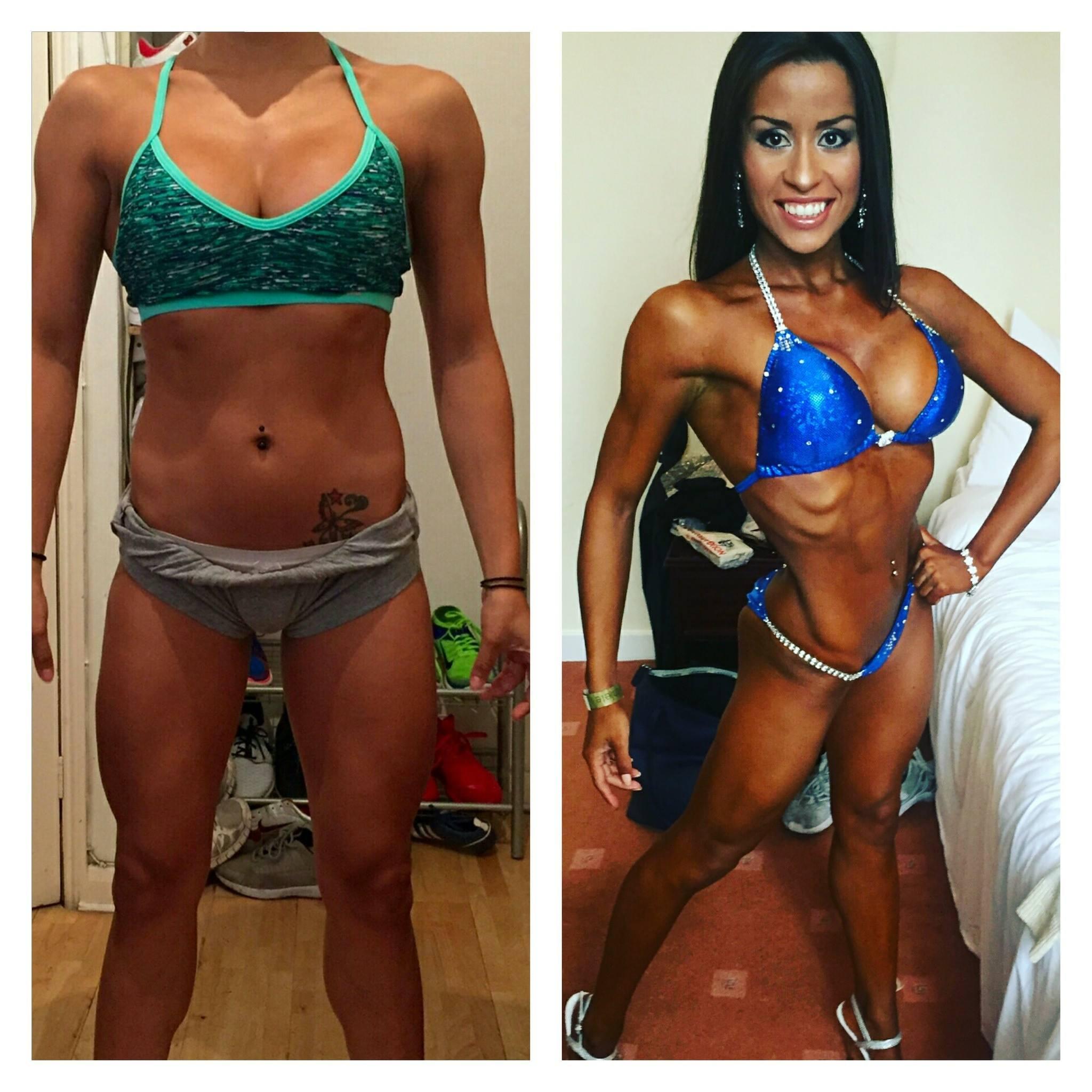 NATASHA 11 Week Transformation