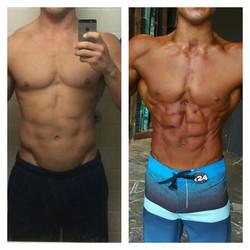 Jared Layne Transformation