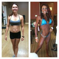 Shannon 11 Week Transformation