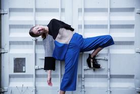 Model: Pauline Hardeberg Creative Direction & Styling: Sarah Müller Hair & Makeup: Fatma Evelioglu Fashion: Temper, A.Achat, Trippen