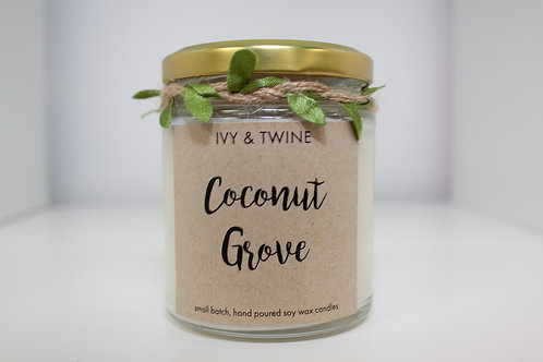Ivy & Twine Coconut Grove Candle