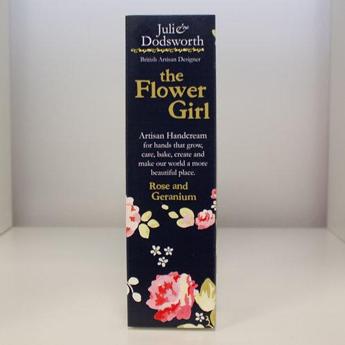 The Flower Girl - Artisan Handcream - Rose and Geranium